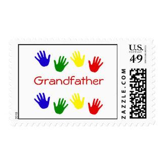 Grandfather Stamp