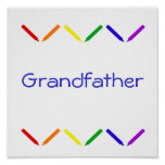 Grandfather Print