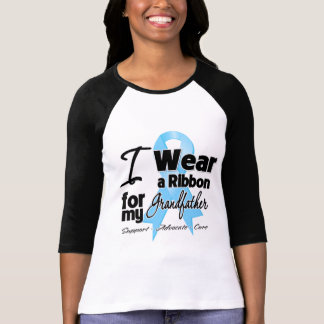 Grandfather - Prostate Cancer Ribbon Tees