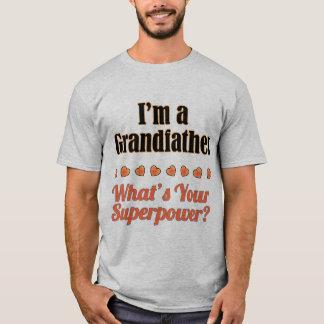 Grandfather Superpower T-shirt