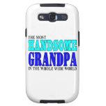 Grandfathers Birthdays Parties : Handsome Grandpa Galaxy S3 Covers