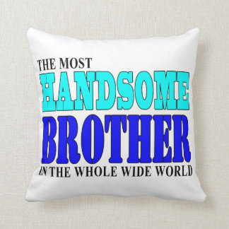 Grandfathers Birthdays Parties Handsome Grandpa Throw Pillow