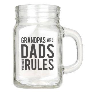 GRANDFATHER'S MASON JAR