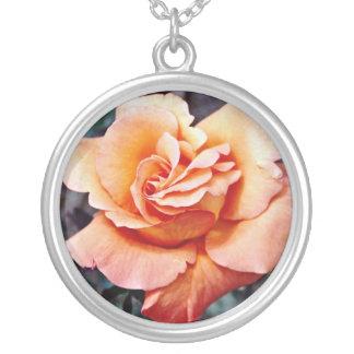 Grandiflora 'Sundowner' White flowers Custom Jewelry