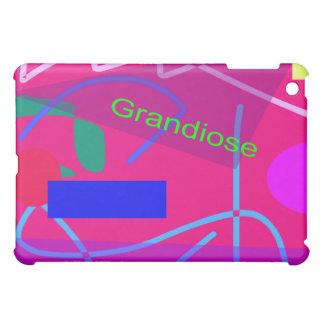 Grandiose Deep Pink iPad Mini Covers