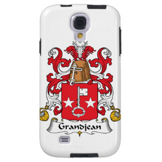 Grandjean Family Crest Galaxy S4 Case