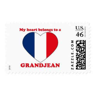Grandjean Postage Stamps