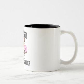 Grandkid Spoiler Gigi Coffee Mug