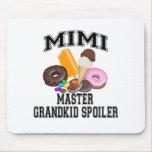 Grandkid Spoiler Mimi Mouse Pad