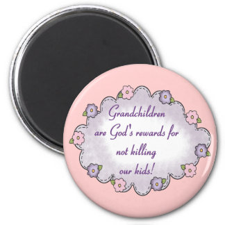 Grandkids Rewards Magnet