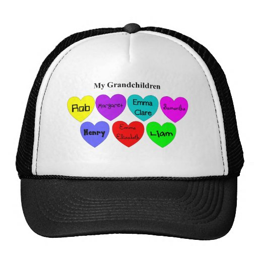 Grandkids - Special Orders Mesh Hats