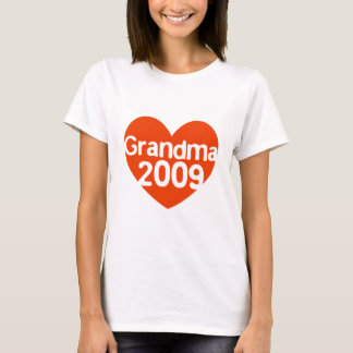 Grandma 2009 T-Shirt