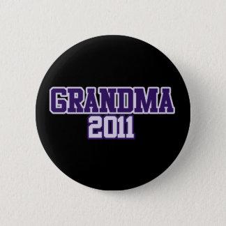 Grandma 2011 Granny to be Pinback Button