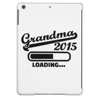 Grandma 2015 cover for iPad air