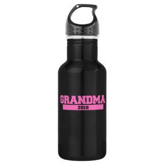 Grandma 2018 stainless steel water bottle