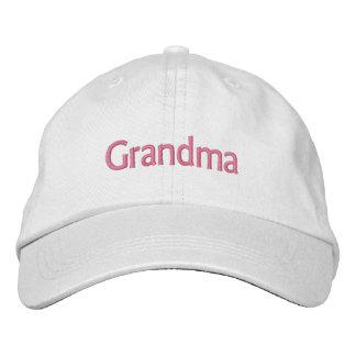 """""""Grandma"""" Adjustable Hat"""