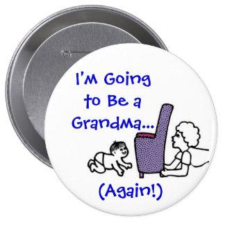 Grandma Again Button