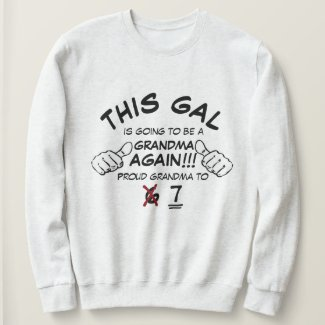Grandma Again (Update Kid Total) T-Shirt
