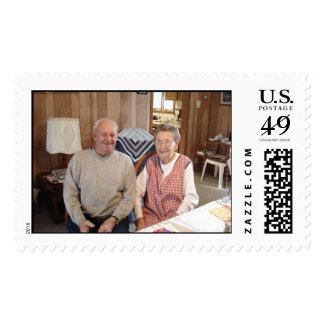 Grandma Al & Ralph Postage