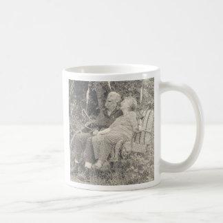 Grandma_and_Grandpa_s#CDD47, Happiness is swing... Coffee Mug