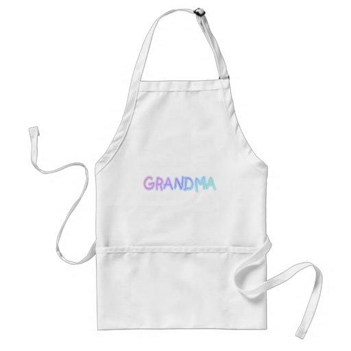 Grandma Aprons