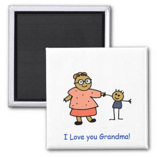 Grandma_Art Magnet (Personalize)