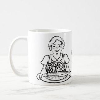 Grandma Bakes Heavenly Pies Mug