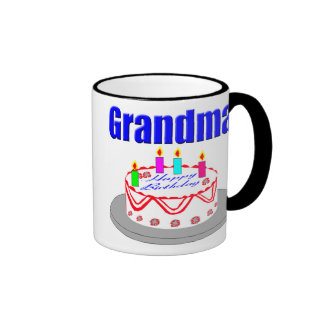 Grandma Birthday Gifts Mug