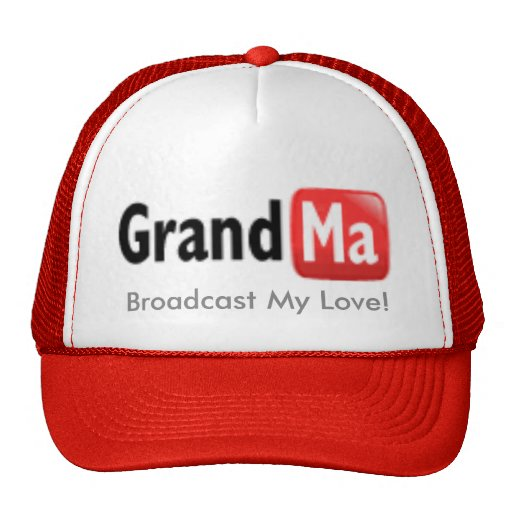 grandma, Broadcast My Love! Hats