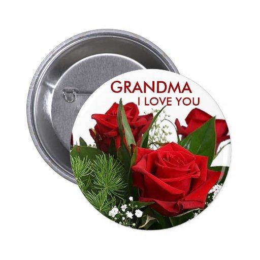 GRANDMA  Button