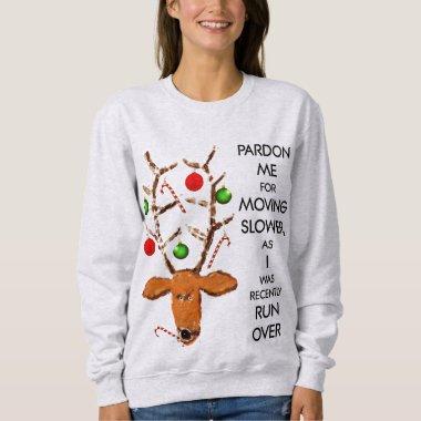 Grandma Christmas Party Sweatshirt