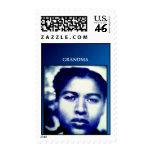 Grandma, Custom Designed USPS Stamp