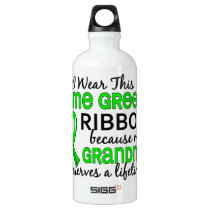 Grandma Deserves Lifetime Lymphoma Water Bottle