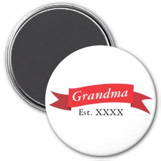 Grandma Est. XXXX Magnet