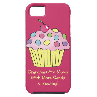 Grandma Frosting iPhone 5 Case