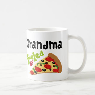 Grandma (Funny) Pizza Coffee Mug