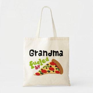 Grandma (Funny) Pizza Tote Bag