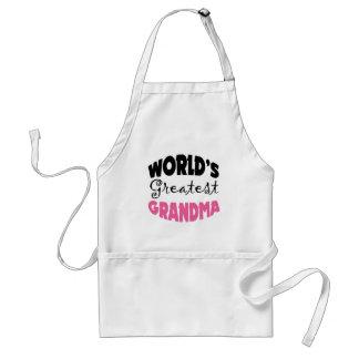 Grandma Gift Adult Apron