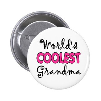 Grandma Gift 2 Inch Round Button