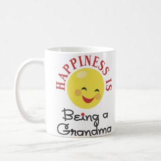 Grandma Gift Classic White Coffee Mug