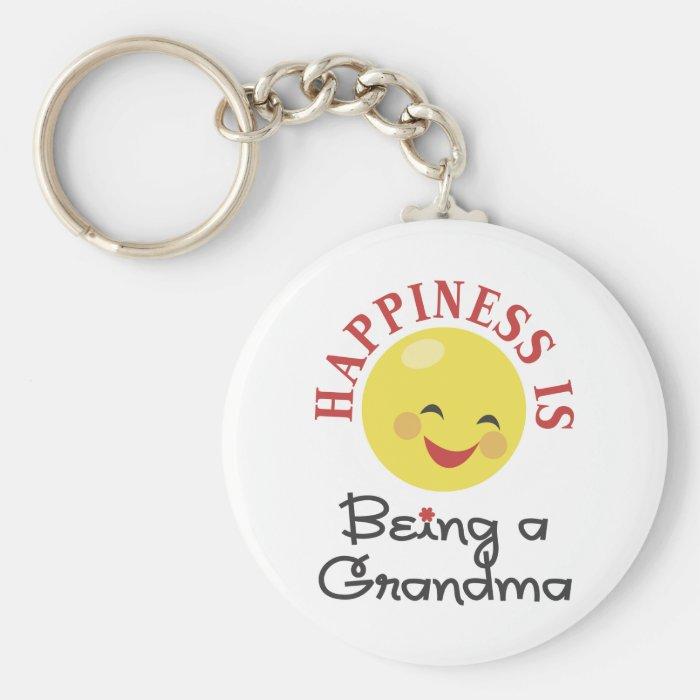 Grandma Gift Keychain
