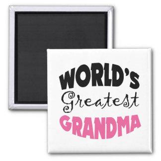 Grandma Gift Fridge Magnets