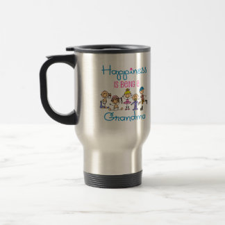 Grandma Gift Travel Mug