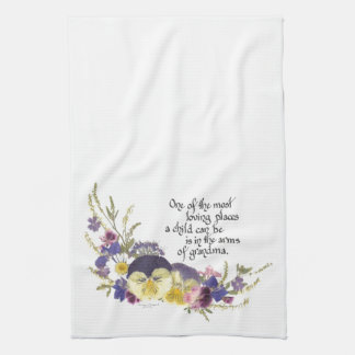 Grandma gifts hand towel