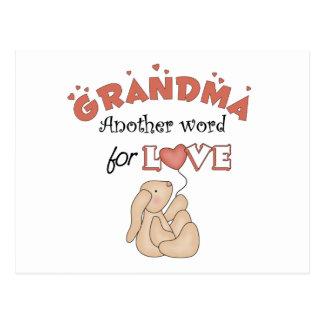 Grandma Gifts Postcard