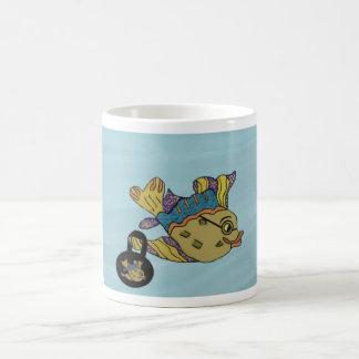 Grandma Goldfish Diva Coffee Mug