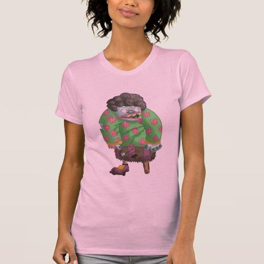 grandma got turned into a zombie T-Shirt