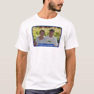GrandMa & GrandPa #1 T-Shirt