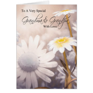 Grandma & Grandpa - Grandparents Day Card - Daisie