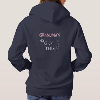 Grandma Hoodies Grandma's Got This G-ma gifts